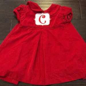 Other - Shrimp and Grits Kids Corduroy Dress
